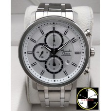 ALEXANDRE CHRISTIE 6332MCBSSSL Chronograph Men's Watch