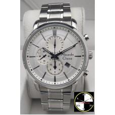 ALEXANDRE CHRISTIE 6346MCBSSSL Chronograph  Men's Watch