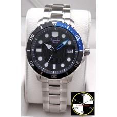 ALEXANDRE CHRISTIE 8439LDBSSBABU Lady Watch