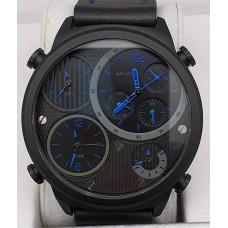 Balmer 4 Time Zone Analogue Men's Watch 7843G-BK-45