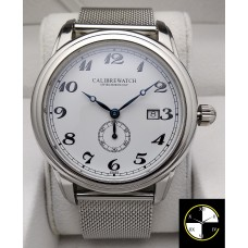 CALIBREWATCH Swiss Quartz Analog Men's Watch CW236M3TMESAW