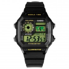 CASIO Analog Men's Watch AE-1200WH-1BVDF