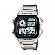 CASIO Digital Men's Watch  AE-1200WHD-1AVDF