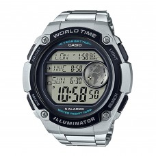 CASIO Digital Men's  Watch AE-3000WD-1AV