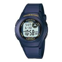 CASIO Digital Men's Watch F200W-2AU