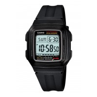 CASIO Digital Men's Watch F201WA-1A