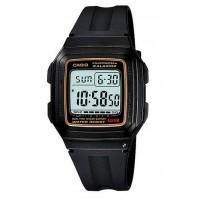 CASIO Digital Men's Watch F201WA-9ADF