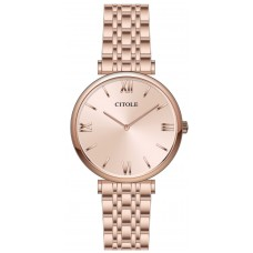 CITOLE Analog Lady's Watch CT10013LRGR