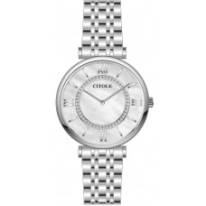 CITOLE Analog Lady's Watch CT10013LSWS