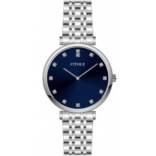 CITOLE Analog Lady's Watch CT10013LSUS