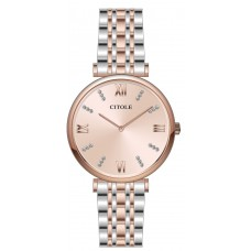 CITOLE Analog Lady's Watch CT10013LTGR
