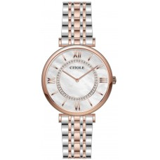 CITOLE Analog Lady's Watch CT10013LTWR