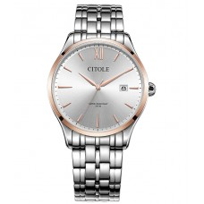 CITOLE Analog Men's Watch CT5123GRSR