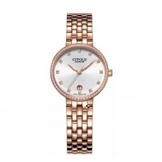 CITOLE Analog Lady's Watch CT5203LRWR
