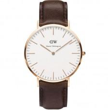 DANIEL WELLINGTON 40mm Classic Bristol Men's Watch DW00100009