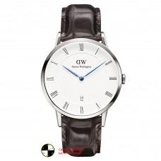 DANIEL WELLINGTON Dapper York White Dial Unisex Watch DW00100089
