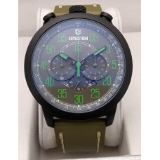 EXPEDITION Men's Watch Chronograph 6625MCLIPBAGN