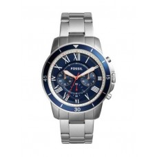 Fossil Grant Sport Blue Dial Men's Chronograph Watch  FS5238