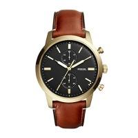FOSSIL Townsman Chronograph 44mm Men's Watch FS5338