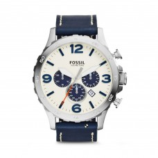 FOSSIL Nate Chronograph 50mm Men's Watch JR1480