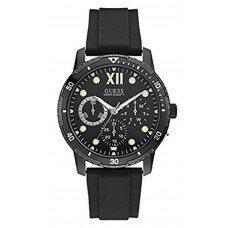 Guess W1174G2 Optimum Black Dial Men's Watch