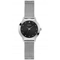 Guess W1197L1 Chelsea Quartz Black Dial Ladies Watch