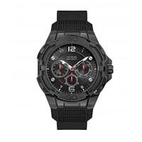 Guess W1254G2 Genesis Quartz Black Dial Men's Watch