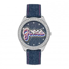 Guess Leather Analog Lady  W1276L1