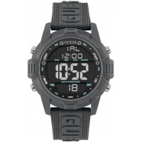 GUESS W1299G5 Gunmetal CaseSilicone Watch