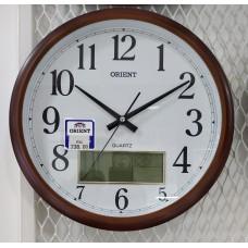 WALL CLOCK ORIENT OROA031