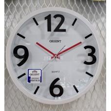 WALL CLOCK RIENT OROD007 WHITE/ WHITE