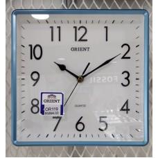 WALL CLOCK ORIENT OROR119 lIGHT BLUE