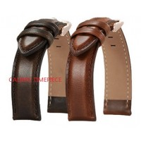 Genuine Calf Leather Straps*22MM