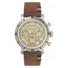 NAUTICA Fairmont Chronograph 44mm Men's Watch NAPFMT001
