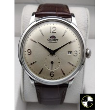 ORIENT Automatic Leather Strap Watch ORRA-AP0003S