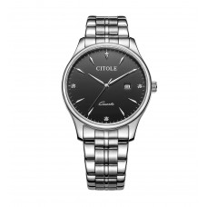 CITOLE Analog Men's Watch CT5815GSBS