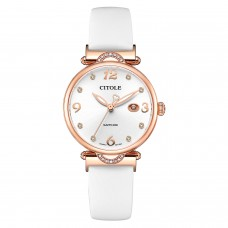 CITOLE Analog Lady's Watch CT5201LWWR