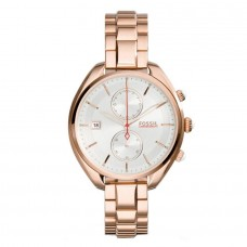 FOSSIL Land Racer Chronograph 38mm Ladies Watch CH2977