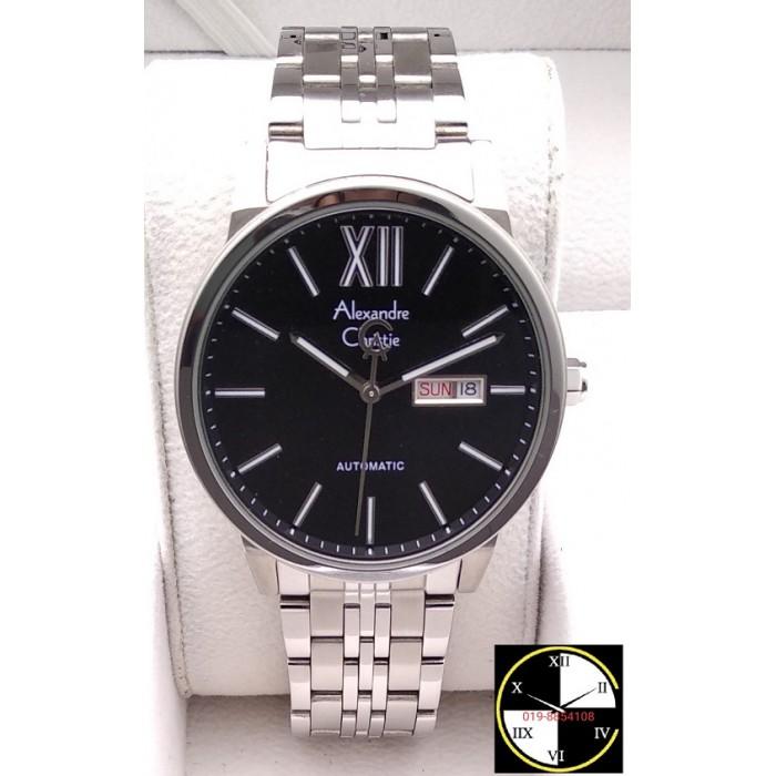 ALEXANDRE CHRISTIE Automatic 40mm Men's Watch 3027...