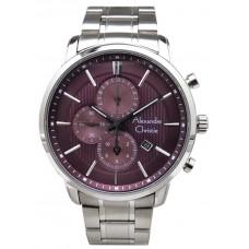 ALEXANDRE CHRISTIE Chronograph 44mm Men's Watch 6346MCBSSBU