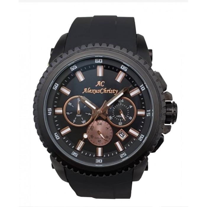 ALEXUS CHRISTY Multifunction 45mm Men's Watch 2103...