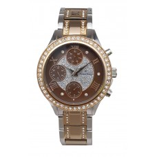 ALEXUS CHRISTY Multifunction 37mm Ladies Watch S0639A