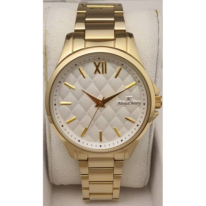 ALEXUS CHRISTY 38mm Ladies Watch S8644C
