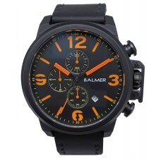 BALMER Chronograph 48mm Men's Watch 7839G BK-401