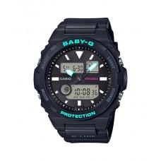 BABY G Analog Digital BAX-100-1ADR Ladies Watch