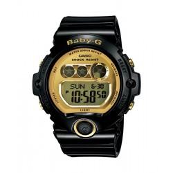 BABY G Digital BG-6901-1DR Ladies Watch