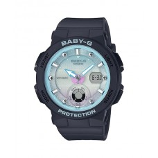 BABY G Analog Digital BGA-250-1A2DR Ladies Watch