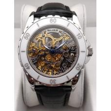 BUZZ Skeleton Automatic Men's Watch B-8078