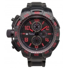 BUZZ Chronograph 46mm Men's Watch B-8856 R