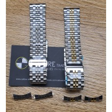 Watch Accessories 22MM Solid Stainless Steel
